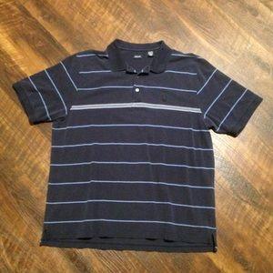 Cotton Polo Shirt 2XLT GUC